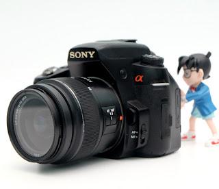 Sony Alpha a580 Kamera DSLR Seken