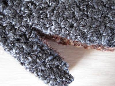crochet gauge, measuring