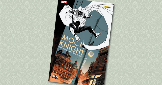 Moonknight 2 Panini Cover