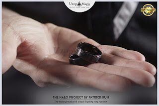 Jual alat sulap The Halo Project by Patrick Kun - Uzop Magicshop