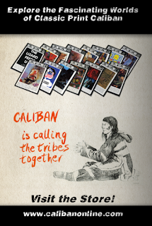 Caliban literary magazine print editions from lisabmusic blog