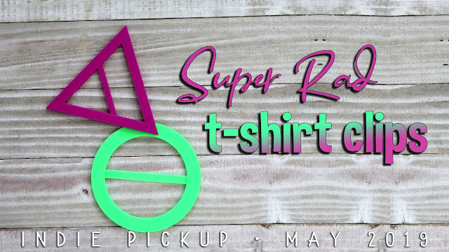 3Cheers4Ears Super Rad Tee Shirt Clips | The Indie Pickup May 2019