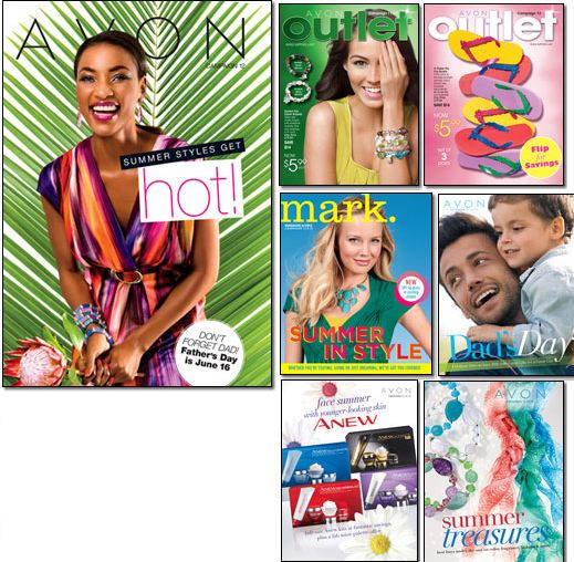 Avon Catalogs May 2013|Avon Brochures May 2013