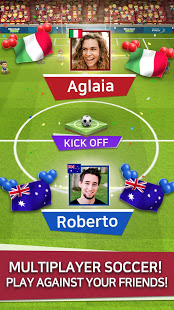 كيفية تحميل لعبة World Soccer King