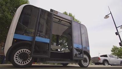 el coche del futuro de ford