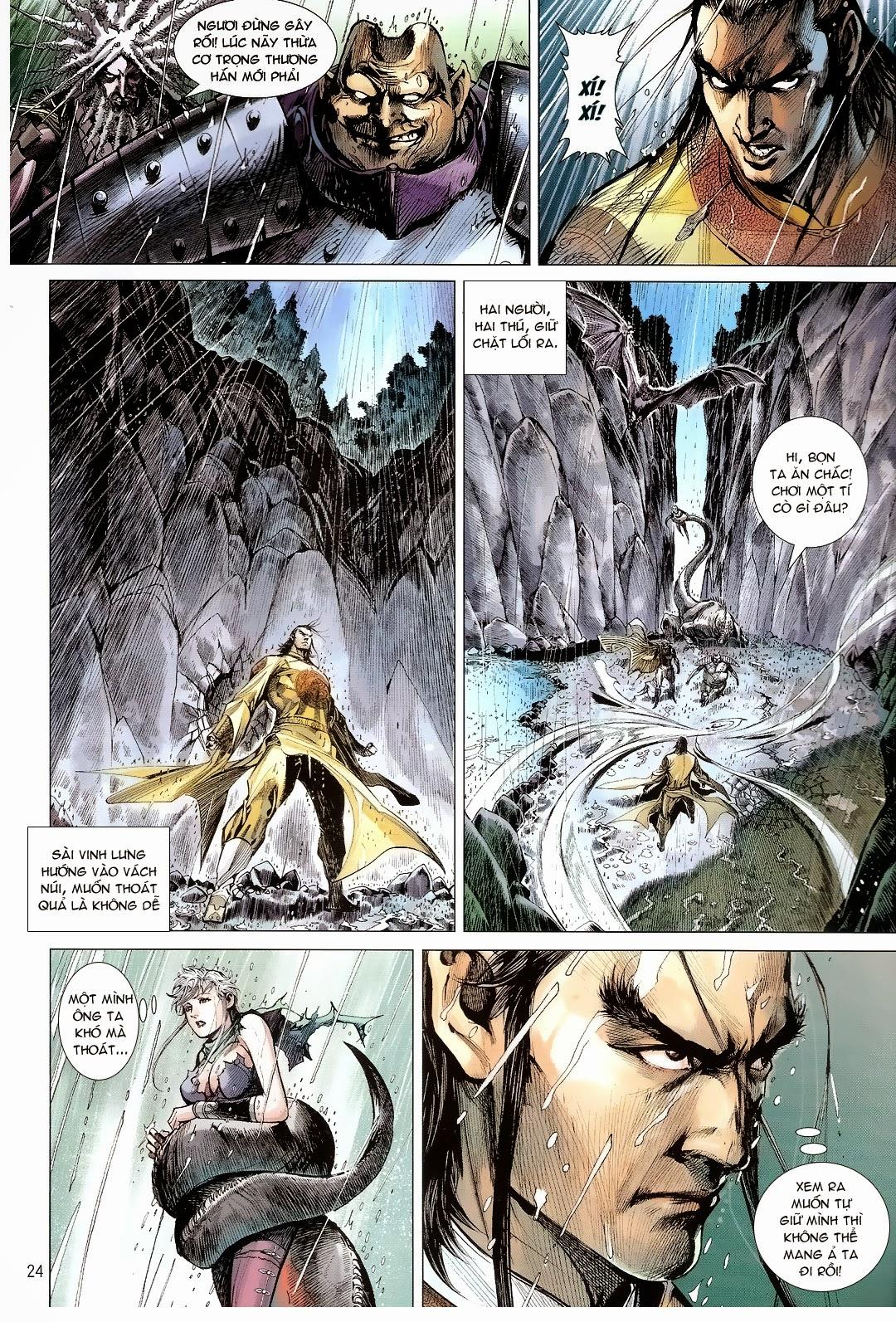 tuoithodudoi.com Thiết Tướng Tung Hoành Chapter 108 - 23.jpg