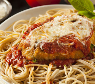 Tomato Chicken Parmesan Recipe