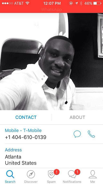 Unbelievable: Exposed: How Atlanta based Nigerian Lucky Oboh Defrauded Abuja-based lawyer of $28,500