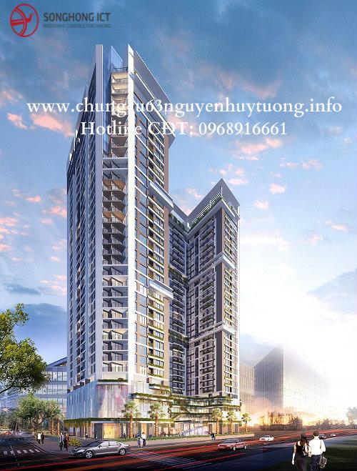 Chung cư 63 Nguyễn Huy Tưởng - Hiện đại giữa lòng thủ đô