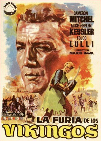 La Furia De Los Vikingos (1961)