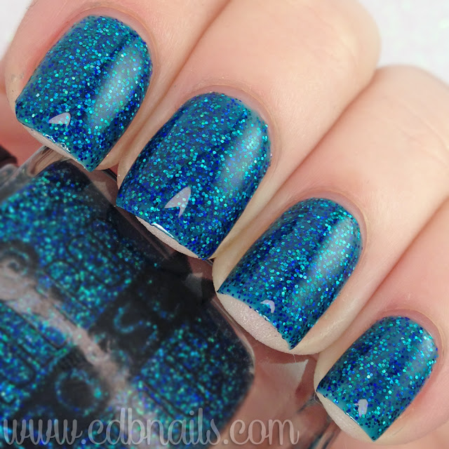 Lollipop Posse Lacquer-Winter...Has Come at Last