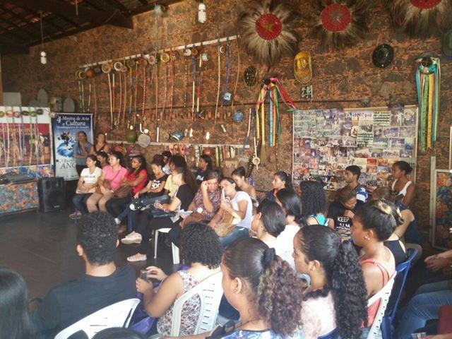 Grupo de socioeducandos se apresentou na 10° Feira do Livro de São Luís, emocionando o público