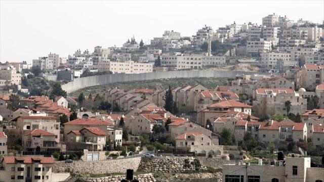 UE denuncia a Israel por construir más de mil casas en Cisjordania