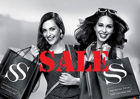 Sale @ Shoppers Stop: Flat 50% – upto 78% Off on Men's / Women's Clothing, Accessories & Kitchen Dining