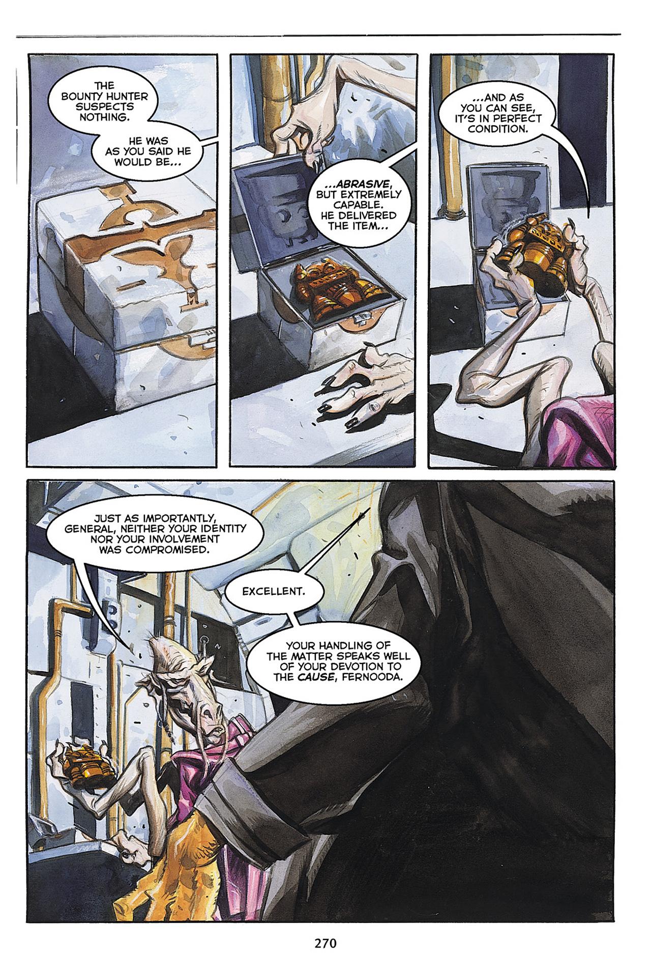 Read online Star Wars Omnibus comic -  Issue # Vol. 10 - 267