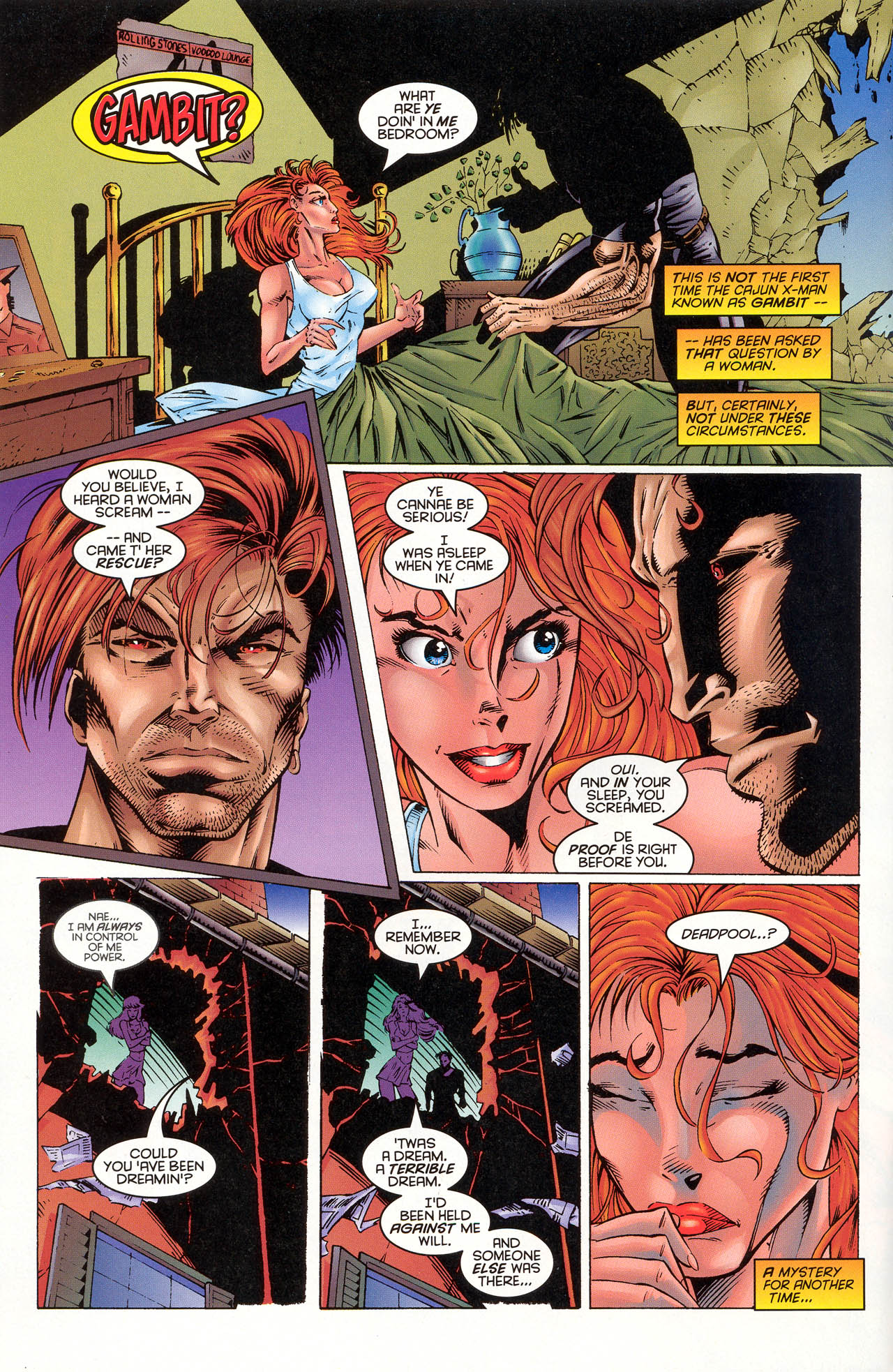 Read online X-Force (1991) comic -  Issue #51 - 12