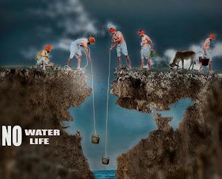 No Water Life | SWAPPY PAWAR PHOTO EDITING PICSART TUTORIAL|MANIPULATION EDITING|SWAPLIN PAWAR |CB