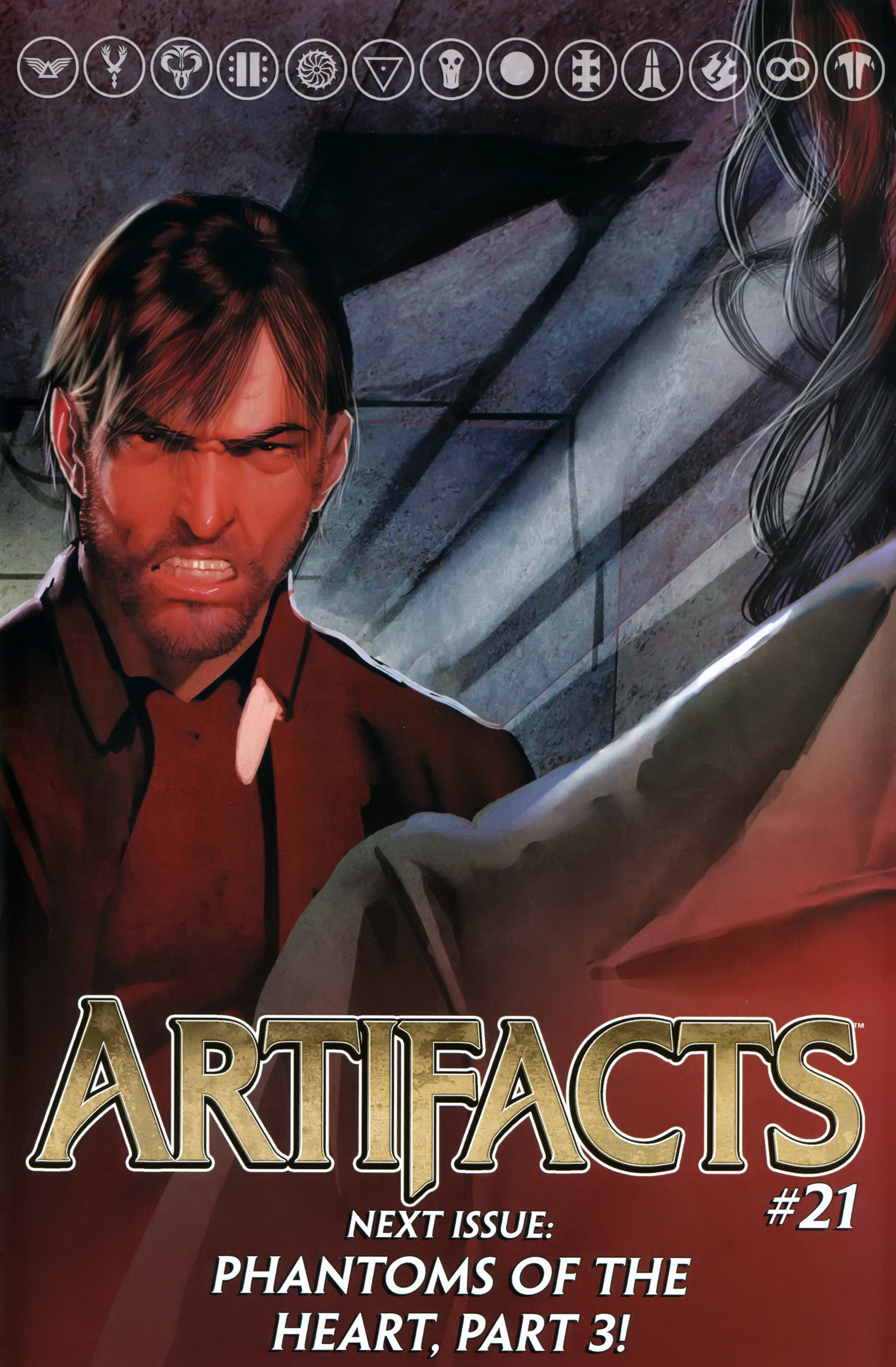 Read online Artifacts comic -  Issue #20 - 23