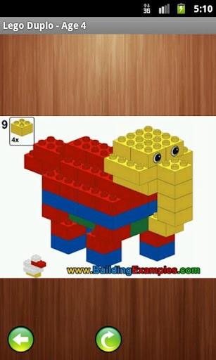 Android Apps fr Kinder: LEGO Duplo Bauanleitungen