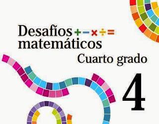 Desafíos Matemáticos 4to grado 2014-2015 Soluciones