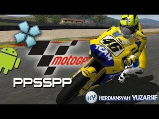 Moto GP PSP PPSSPP ISO Highly Compressed 201MB