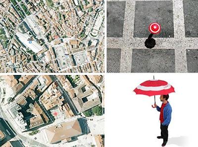Sombrilla o paraguas muy interesante