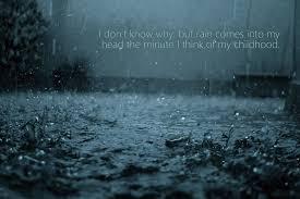 romantic rainy day images