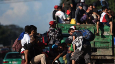 Michael Moore: 'Trump's Genius' Once Again Outsmarts Dems, Media With Migrant Caravan