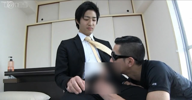 Japanese Handsome Office Boy On Cam