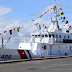 Philippine Coastguard received fifth Japan made brand new ship