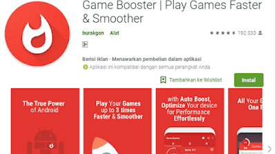 game booster play games faster and smoother