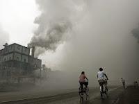 Polusi Parah, Perusahaan Cina Ogah Berhenti Produksi