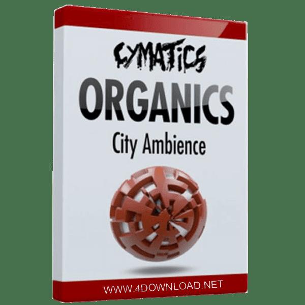 Cymatics - Organics City Ambience