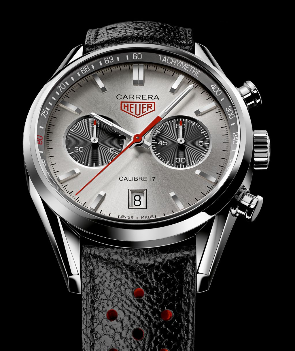Tag: Carrera Jack Heuer 80th Birthday Edition