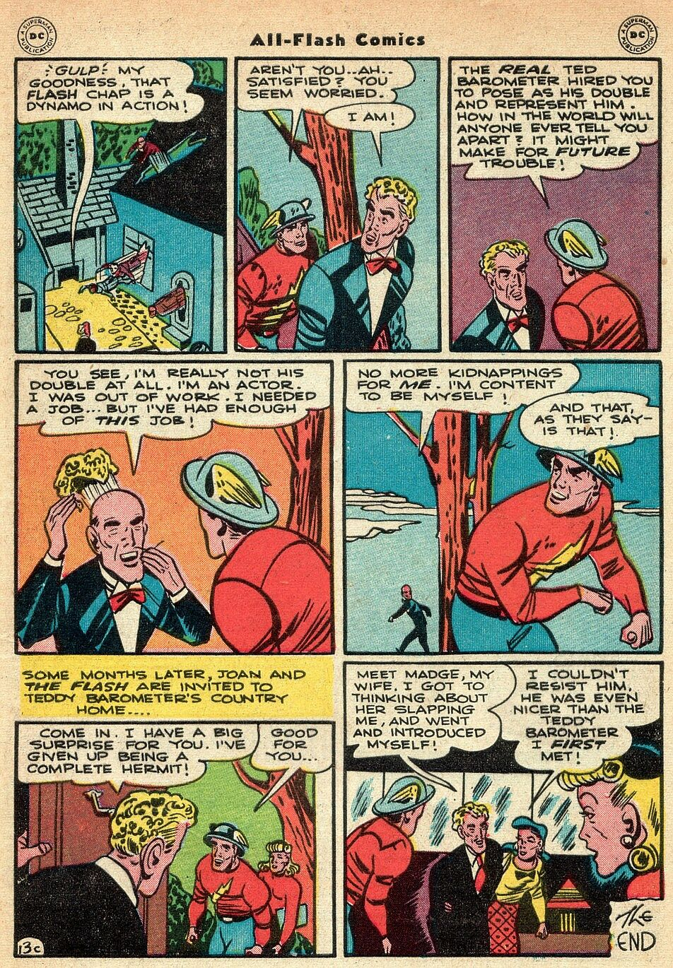 Read online All-Flash comic -  Issue #25 - 48