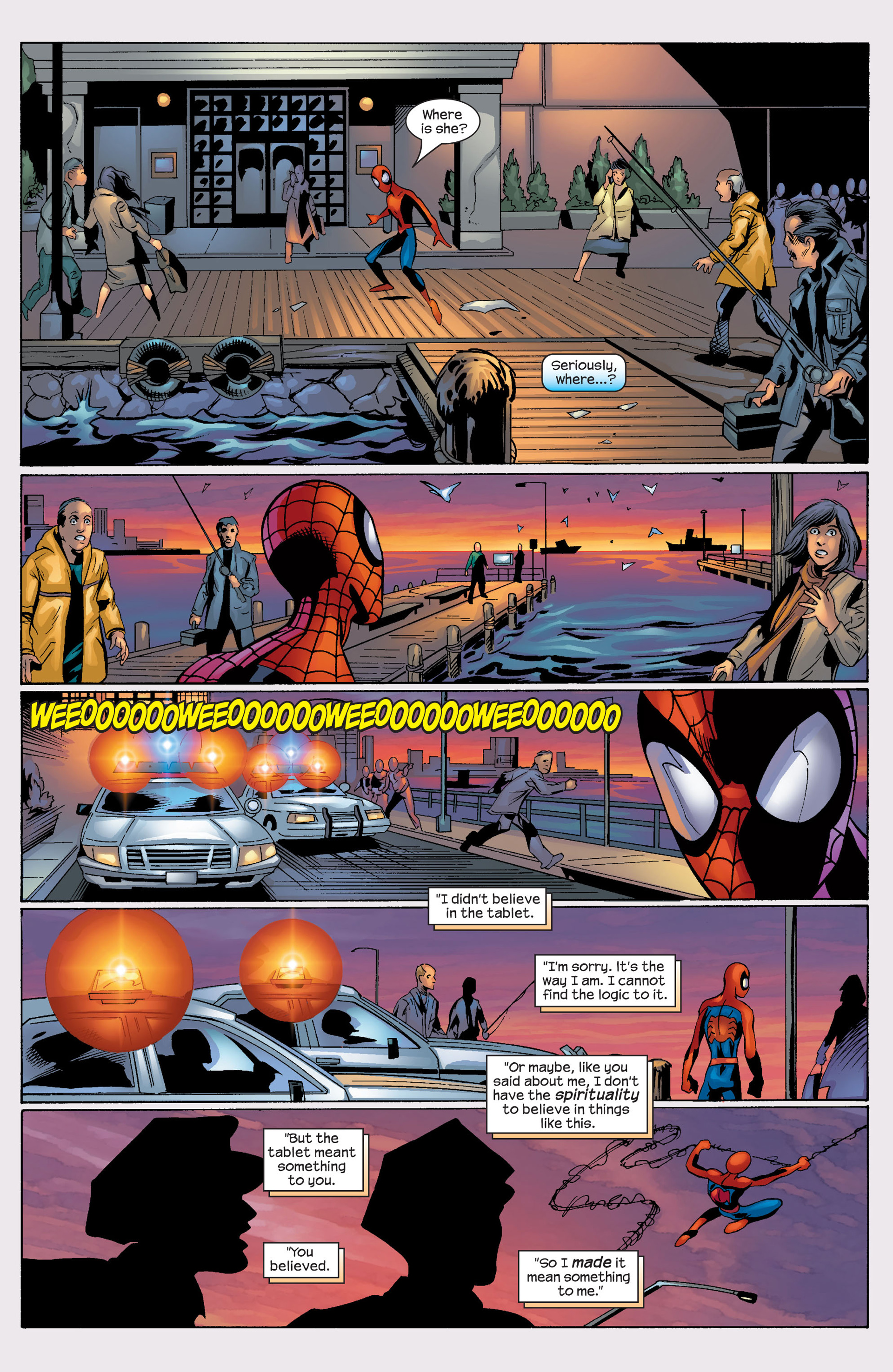 Read online Ultimate Spider-Man (2000) comic -  Issue #53 - 23