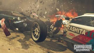 Carmageddon Max Damage direct download pc game
