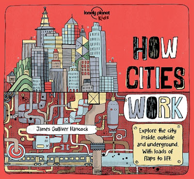 Books about cities with Lonely Planet