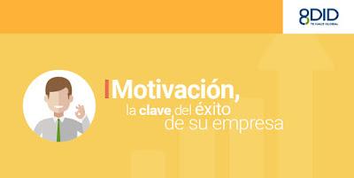 Motivación, la clave del éxito empresarial