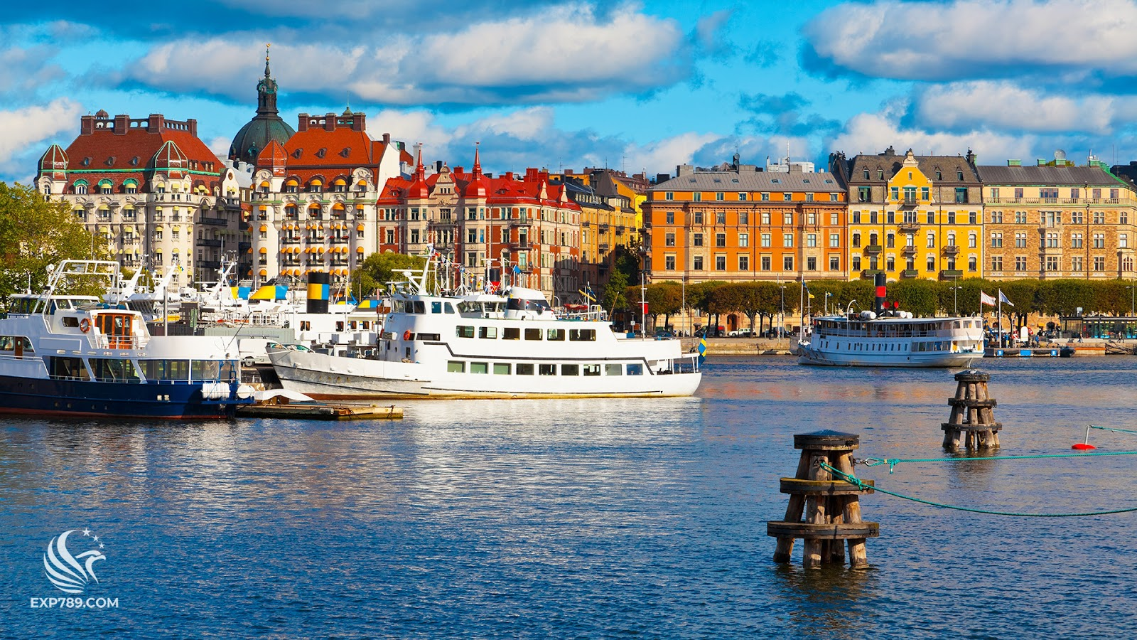 Amazing Attractions in Stockholm, Sweden