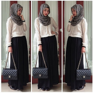 Rekomendasi Fashion Hijab di Indonesia Terupdate