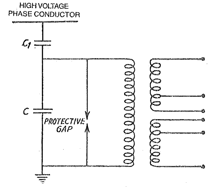 Capacitor Voltage Transformer (CVT or CCVT) - Construction and ...