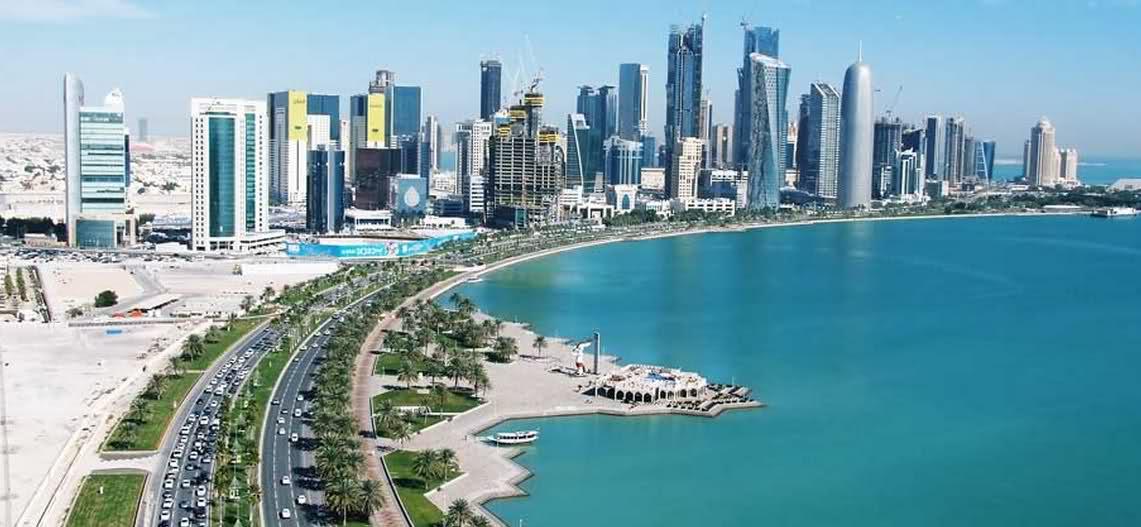 Bon-Voyage !!: Doha Corniche (Qatar)