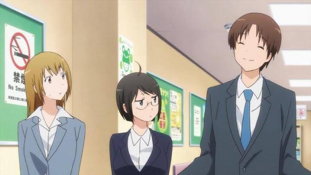 Rekomendasi Anime Bertemakan Pekerjaan