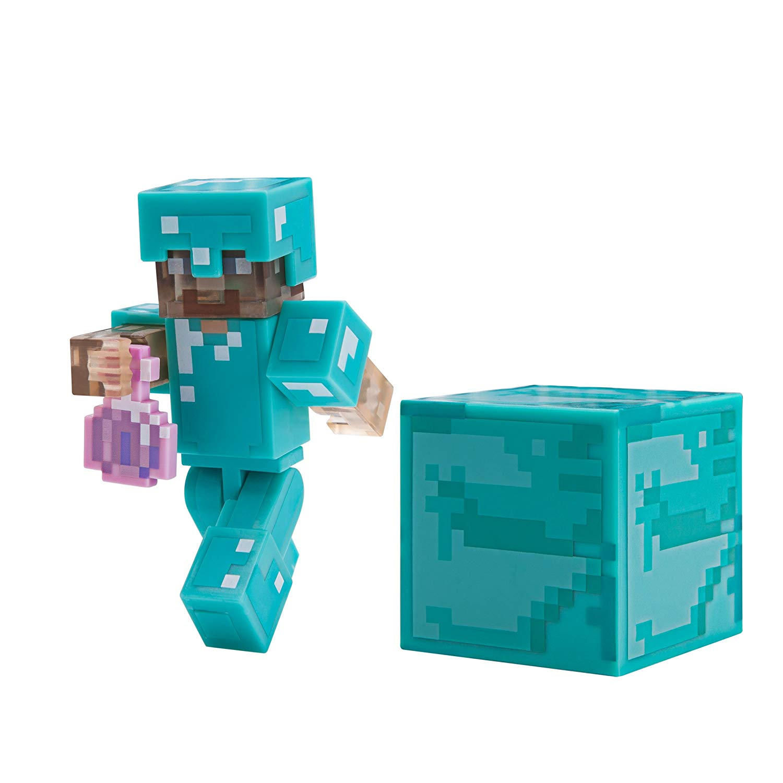игрушки майнкрафт изображение #5