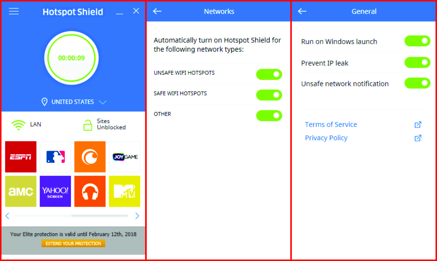 hotspot shield terbaru full crack