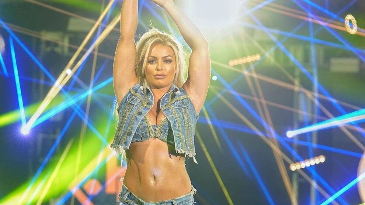 WWE não tem planos futuros para Mandy Rose