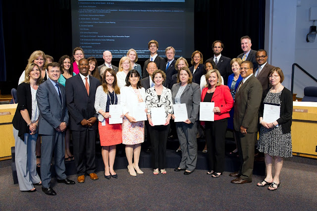 FCPS students pick up regional Scholastic Writing Awards