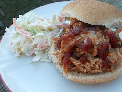 slow cooker pulled pork sandwiches (sweetandsavoryfood.com)