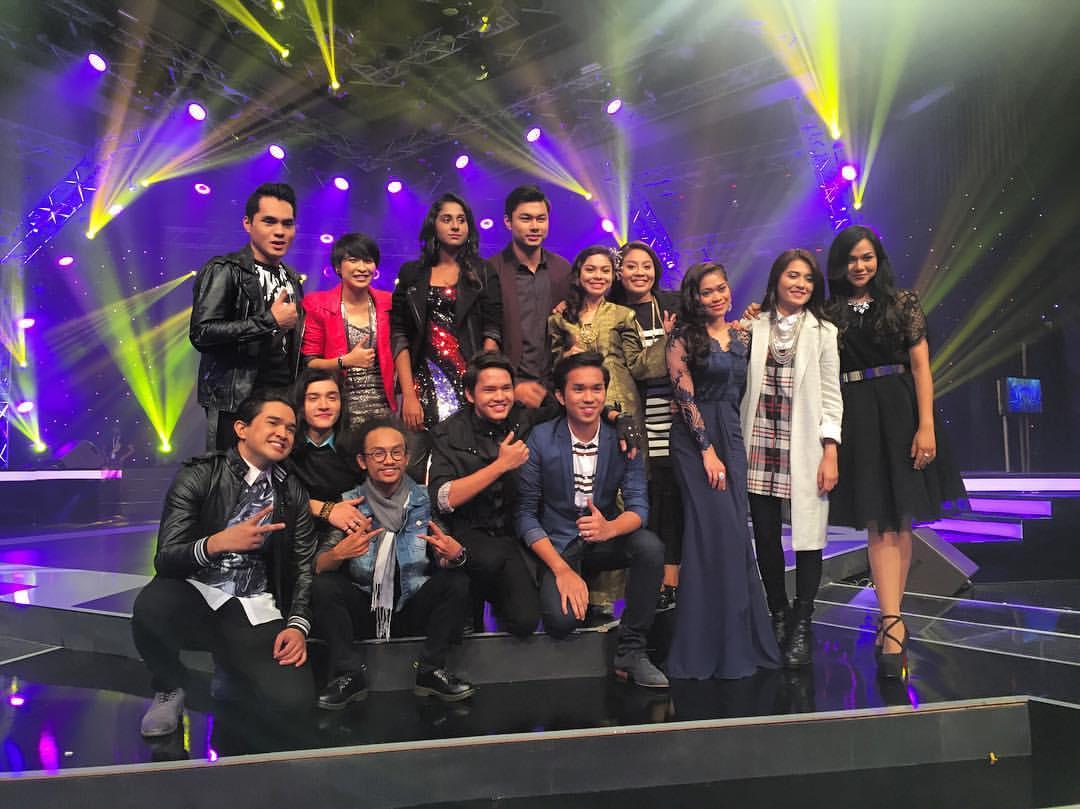 Senarai Lagu & Keputusan Konsert Mingguan Akademi Fantasia 2016